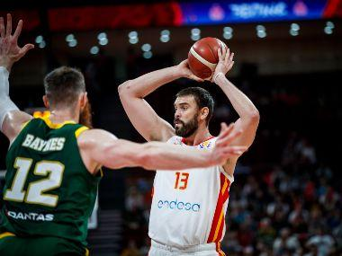 FIBA World Cup 2019 final: Marc Gasol on verge of rare double as Spain, Argentina fight out for second title