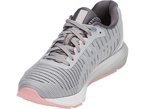 """<p><strong>ASICS</strong></p><p>amazon.com</p><p><a href=""""http://www.amazon.com/dp/B078Z24NR1/?tag=syn-yahoo-20&ascsubtag=%5Bartid%7C2140.g.23517576%5Bsrc%7Cyahoo-us"""" rel=""""nofollow noopener"""" target=""""_blank"""" data-ylk=""""slk:Shop Now"""" class=""""link rapid-noclick-resp"""">Shop Now</a></p><p>Lockwood says Asics are great for those with higher arches, and these also have good spacing in the forefoot to allow toes to move, plus a durable foam sole. The breathable mesh upper also makes them light and airy. </p><p><strong>Reviewer Rave: </strong>""""I am already obsessed with these shoes. The colors are vibrant, the fit is amazingly comfortable, AND they fit my orthotics in perfectly!!!""""</p>"""