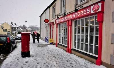 Snow Hit Retail Sales In January - Down 0.5%