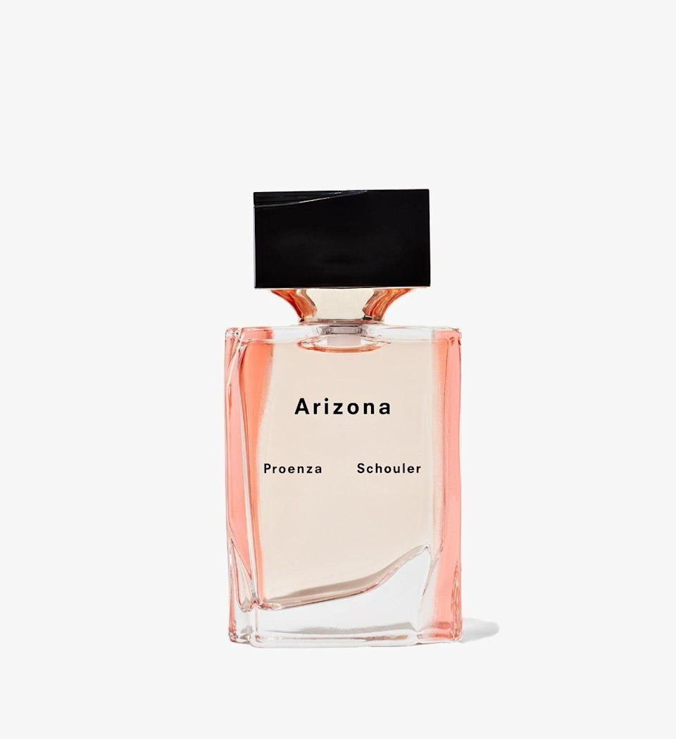"""<p><strong>Proenza Schouler</strong></p><p>proenzaschouler.com</p><p><strong>$100.00</strong></p><p><a href=""""https://go.redirectingat.com?id=74968X1596630&url=https%3A%2F%2Fwww.proenzaschouler.com%2Fshopping%2Farizona-eau-de-parfum-50-ml-12600102&sref=https%3A%2F%2Fwww.harpersbazaar.com%2Ffashion%2Ftrends%2Fg36053973%2Fgift-ideas-for-grandma%2F"""" rel=""""nofollow noopener"""" target=""""_blank"""" data-ylk=""""slk:Shop Now"""" class=""""link rapid-noclick-resp"""">Shop Now</a></p><p>Surprise her with a fragrance she probably hasn't smelled a million times, like this cactus and orange flower scent from Proenza Schouler. </p>"""