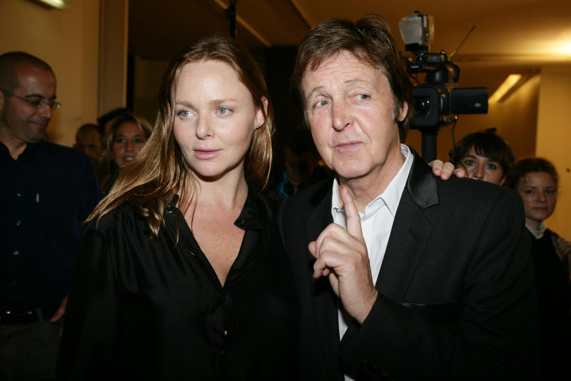 Stella Mccartney I Didn T Have A Huge Amount Of Money As A Kid
