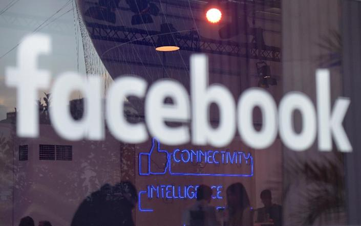 Violent extremist and hate groups continue to get their materials posted onto social media sites like Facebook, Twitter and YouTube, despite strong efforts to block it, a US Senate panel was told (AFP Photo/TOBIAS SCHWARZ)