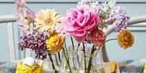 """<p>Easter and DIYs go together like Peeps and jellybeans. From <a href=""""https://www.goodhousekeeping.com/holidays/easter-ideas/g419/easter-egg-decorating-ideas/"""" rel=""""nofollow noopener"""" target=""""_blank"""" data-ylk=""""slk:dying eggs"""" class=""""link rapid-noclick-resp"""">dying eggs</a> — one of the most important <a href=""""https://www.goodhousekeeping.com/holidays/easter-ideas/g711/easter-spring-crafts/"""" rel=""""nofollow noopener"""" target=""""_blank"""" data-ylk=""""slk:Easter crafts"""" class=""""link rapid-noclick-resp"""">Easter crafts</a> of all — to making <a href=""""https://www.goodhousekeeping.com/holidays/easter-ideas/g480/easter-basket-crafts/"""" rel=""""nofollow noopener"""" target=""""_blank"""" data-ylk=""""slk:whimsical Easter baskets"""" class=""""link rapid-noclick-resp"""">whimsical Easter baskets</a>, there are plenty of reasons to pull out your DIY craft kit and decorate your home for this sweet spring holiday. </p><p>To help you get started, we've found the cutest DIY Easter decoration ideas that will beautify every part of your home. Ordinary eggs become vibrant pieces of art, dinner table settings are brought to life with unexpected details, and unforgettable <a href=""""https://www.goodhousekeeping.com/holidays/easter-ideas/g977/spring-easter-wreaths/"""" rel=""""nofollow noopener"""" target=""""_blank"""" data-ylk=""""slk:Easter wreaths"""" class=""""link rapid-noclick-resp"""">Easter wreaths</a> happily welcome loved ones at your front door. We're certain these Easter decoration ideas will create the perfect backdrop for any family activity you plan to do before the big <a href=""""https://www.goodhousekeeping.com/holidays/easter-ideas/g2353/easter-dinner-menus/"""" rel=""""nofollow noopener"""" target=""""_blank"""" data-ylk=""""slk:Easter dinner"""" class=""""link rapid-noclick-resp"""">Easter dinner</a> is unveiled. Best of all, some decorations are appropriate enough to be left up all season long. </p>"""