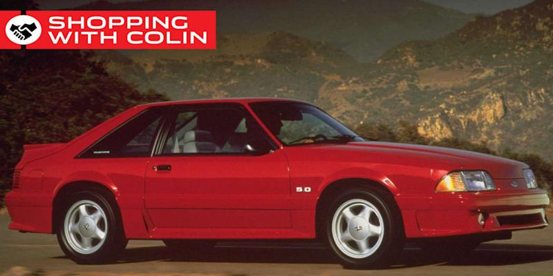 Why The Fox Body Mustang Is The Next Big Collector S Car You Should Buy