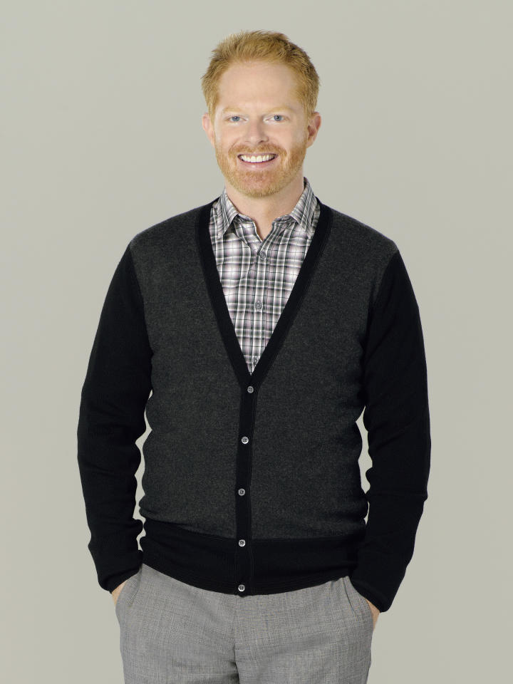 "Supporting Actor in a Comedy Series: Jesse Tyler Ferguson, ""Modern Family"""