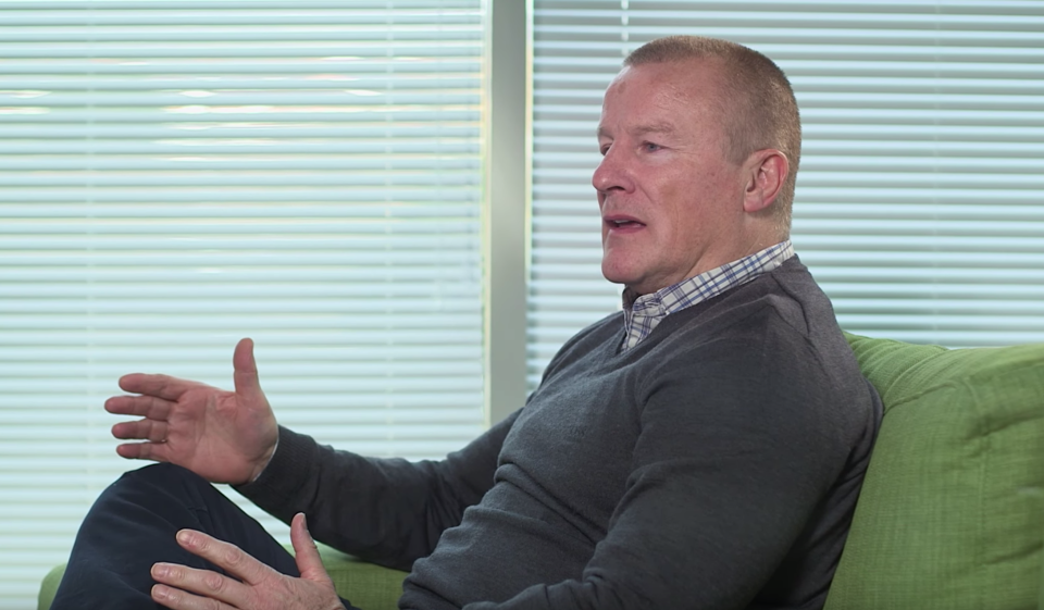 Fund manager Neil Woodford. Photo: YouTube/Woodford Investment Management