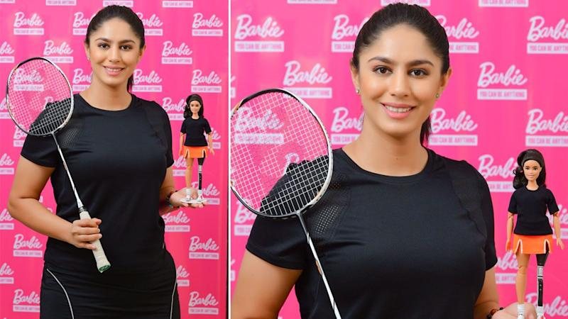 INSPIRING! Manasi Joshi, Indian Para-Badminton Star, Gets Barbie Doll Modelled to her Likeness
