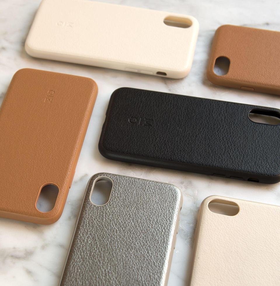 "<h3>Vegan Leather iPhone Case</h3><p>Protect your smartphone in affordable <em>and</em> cruelty-free style with one of these luxe-looking vegan leather cases.</p><br><br><strong>MOTILE</strong> Phone Case for iPhone® 8, Pewter, $15, available at <a href=""https://www.walmart.com/ip/MOTILE-Phone-Case-for-iPhone-8-Pewter/678960355"" rel=""nofollow noopener"" target=""_blank"" data-ylk=""slk:Walmart"" class=""link rapid-noclick-resp"">Walmart</a>"