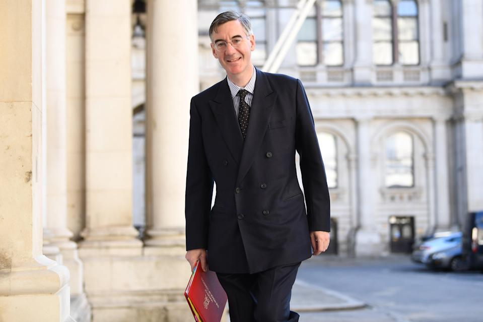 Leader of the House of Commons Jacob Rees-Mogg (Stefan Rousseau/PA) (PA Archive)