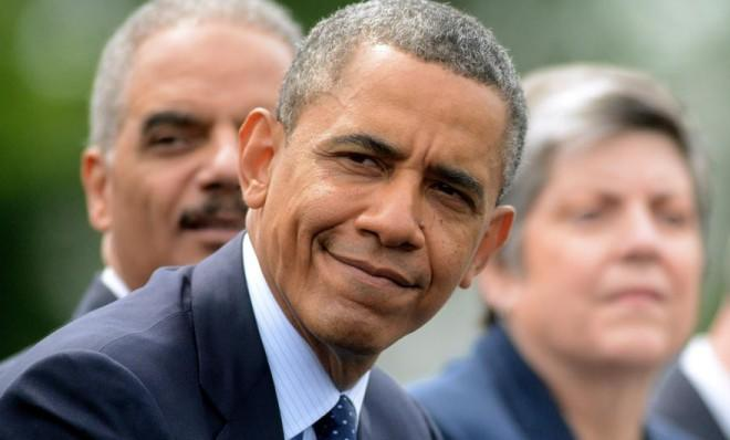 """President Obama has so far been able to emerge from """"scandals"""" relatively unscathed."""