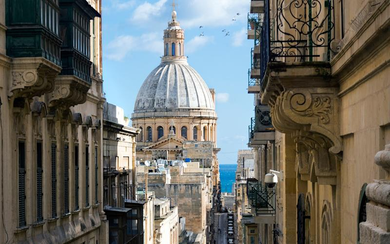 According to industry insiders Malta is attempting to turn itself into a transit hub as well as a holiday destination - Westend61 / WeEmm (Westend61 / WeEmm (Photographer) - [None]