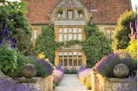 """<p><a class=""""link rapid-noclick-resp"""" href=""""https://www.belmond.com/hotels/europe/uk/oxfordshire/belmond-le-manoir-aux-quat-saisons/"""" rel=""""nofollow noopener"""" target=""""_blank"""" data-ylk=""""slk:BUY NOW"""">BUY NOW</a></p><p><strong>Location:</strong> <a href=""""https://www.tripadvisor.com/Tourism-g186361-Oxford_Oxfordshire_England-Vacations.html"""" rel=""""nofollow noopener"""" target=""""_blank"""" data-ylk=""""slk:Oxford, United Kingdom"""" class=""""link rapid-noclick-resp"""">Oxford, United Kingdom</a></p><p>Per our suggestion of a wine-paired wellness trip, wellness comes in all forms, and food is another. Belmond's Le Manoir is a plush manor house operated by acclaimed health-conscious chef Raymond Blanc, who infuses his love of farm-to-table cooking and dining into the hotel's Michelin-starred restaurant and cooking school. </p><p>At the acclaimed Raymond Blanc Cookery and Gardening Schools, you'll learn how to channel your inner nature-loving chef from the ground up. A day in the life here may look like a morning meditation in the Japanese Tea Garden, a day spent cooking and gardening, an afternoon stroll through the organic herb garden to walk off a five- or six-course lunch, followed by an otherworldly spa treatment. </p>"""