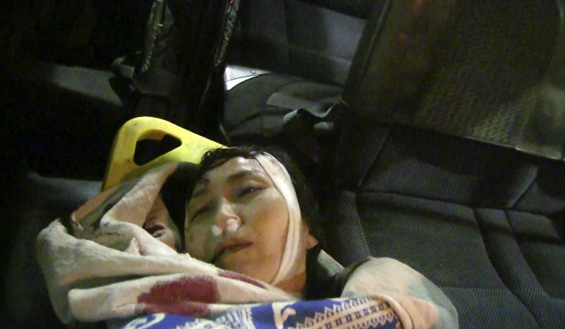 This image made from video provided by the Azaz Media Counsel and accessed on Tuesday, Aug. 21, 2012, purports to show the body of Japanese journalist Mika Yamamoto, who was killed in Aleppo, Syria. Yamamoto was killed Monday, Aug. 20, while covering the fighting in Syria's largest city. She was the first foreign journalist to die in Aleppo since clashes between rebels and regime forces erupted there almost a month ago. (AP Photo/Azaz Media Counsel via AP video) THE ASSOCIATED PRESS HAS NO WAY OF INDEPENDENTLY VERIFYING THE CONTENT, LOCATION OR DATE OF THIS PICTURE.
