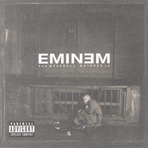 """<p><strong>Eminem</strong></p><p>amazon.com</p><p><strong>$9.49</strong></p><p><a href=""""https://www.amazon.com/dp/B000VWGYHU?tag=syn-yahoo-20&ascsubtag=%5Bartid%7C10063.g.36043083%5Bsrc%7Cyahoo-us"""" rel=""""nofollow noopener"""" target=""""_blank"""" data-ylk=""""slk:Shop Now"""" class=""""link rapid-noclick-resp"""">Shop Now</a></p><p>Will the Real Slim Shady please stand up? Eminem really kicked off the new decade in 2000 with some of his best work on <em>The Marshall Mathers LP</em>. Crowned the most successful artist of the 2000s, that shouldn't be a surprise to anyone. He released a follow up titled, <em>The Marshall Mathers LP 2</em> in 2013, and as good as it was, this one remains classic.</p><p><strong>Major nostalgic hits: """"The Real Slim Shady"""", """"The Way I Am"""", """"Stan"""".</strong></p>"""