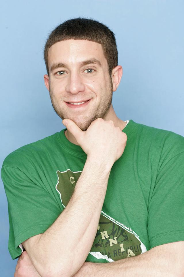 "Elliott Yamin from Richmond, VA, is one of the contestants on Season 5 of ""American Idol."""