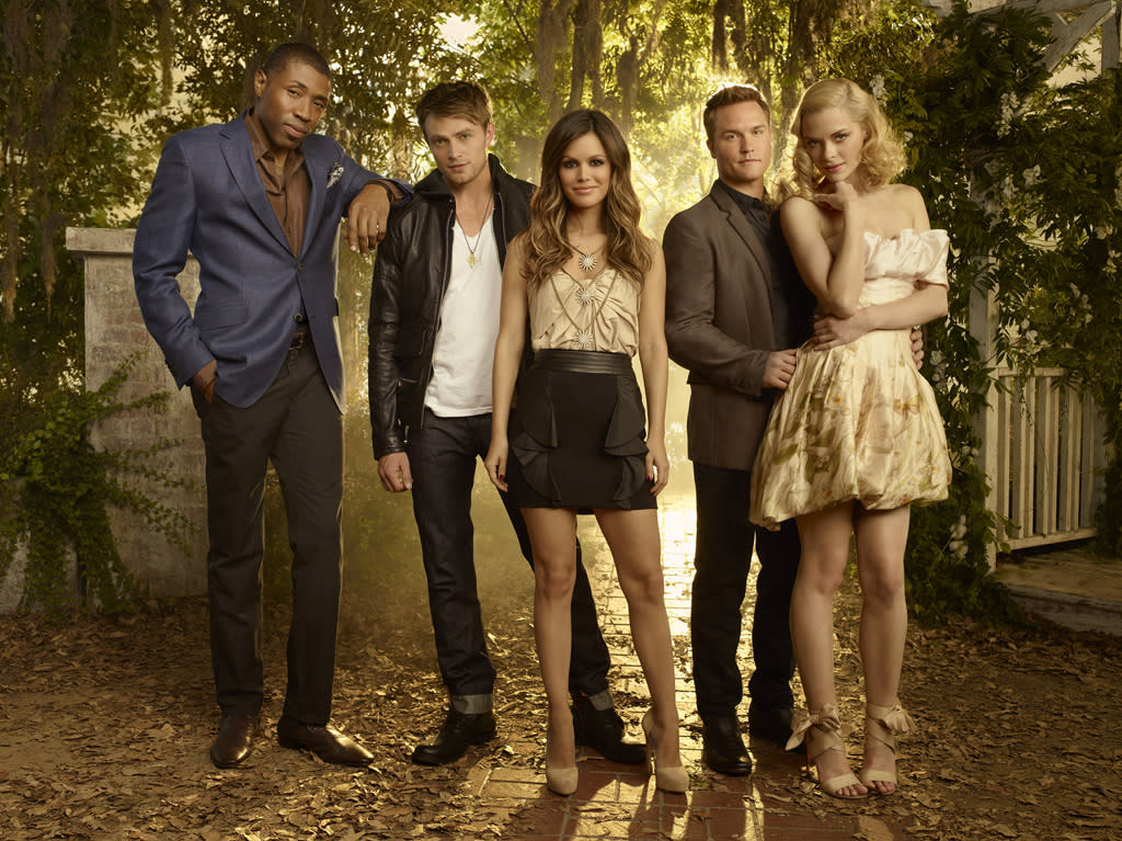 "<b>""Hart of Dixie""</b><br><br>Monday, 5/14 at 9 PM on The CW<br><br><a href=""http://yhoo.it/IHaVpe"">More on Upcoming Finales </a>"