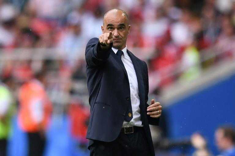 Roberto Martinez says he doesn't want to finish behind England in Group G