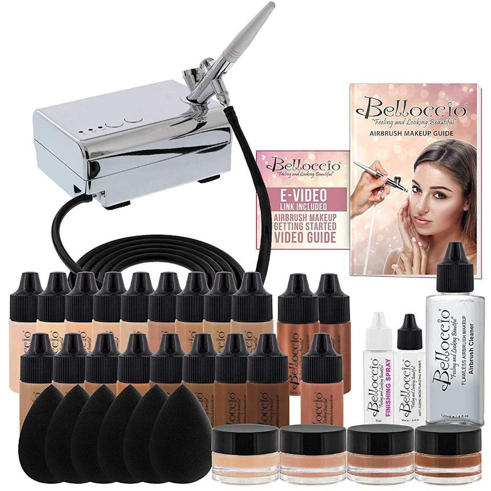 The 6 Best Airbrush Makeup Kits