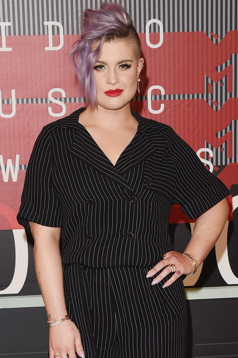"""<p>The British media mogul struggled with her alcohol and drug addictions the most when her parents, Sharon and Ozzy Osbourne, were experiencing life-threatening illnesses in the early 2000s. Osbourne has now successfully been living in sobriety for over seven years. </p><p>H/T: <a href=""""http://people.com/books/kelly-osbourne-once-committed-mental-institution-drug-abuse/"""" rel=""""nofollow noopener"""" target=""""_blank"""" data-ylk=""""slk:People"""" class=""""link rapid-noclick-resp"""">People</a> </p>"""