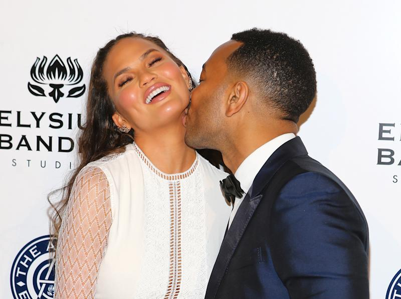 Chrissy Teigen Recalls Getting Tailed With John Legend by 'Scary' Racists