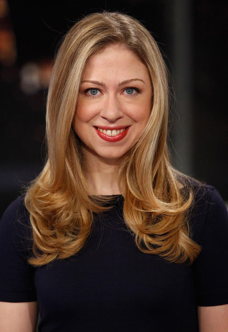 Chelsea Clinton Fires Back After Commentator Claims Hillary Would 'Sell Her Daughter to Be President'