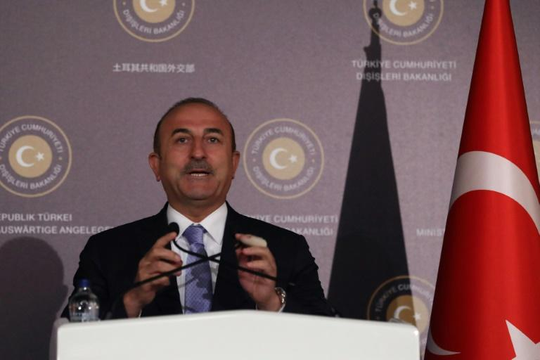 """Turkish Foreign Minister Mevlut Cavusoglu says that Ankara wants to """"prevent attacks on Idlib,"""" as Syrian regime troops have for weeks been massing on the edges of the province which borders Turkey"""