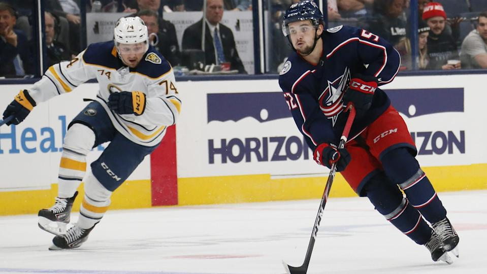 Checking in with Blue Jackets players, prospects currently playing for European teams