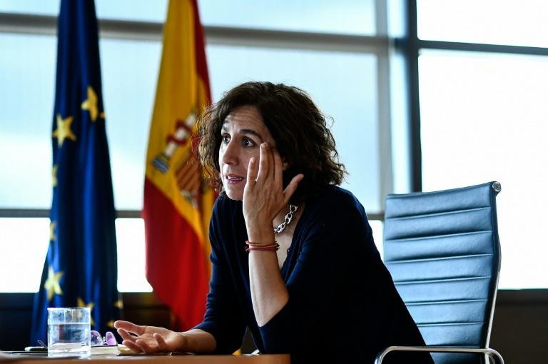 Secretary of State for 'Espana Global', Irene Lozano, says the agency has a duty to 'defend Spain's democratic reputation'