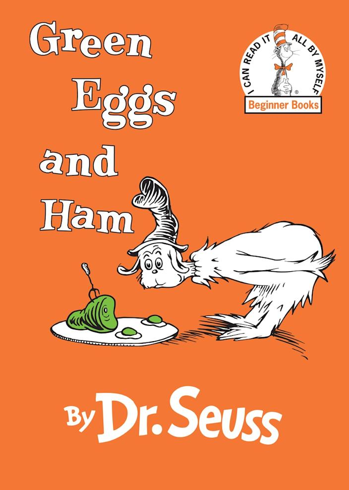 """""""Green Eggs and Ham"""" by Dr. Seuss (Amazon / Amazon)"""