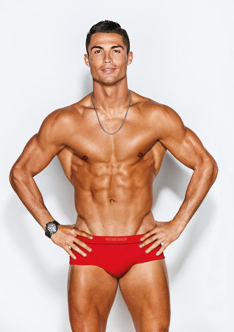 Every one of your hard-earned Ronaldo-level abs.