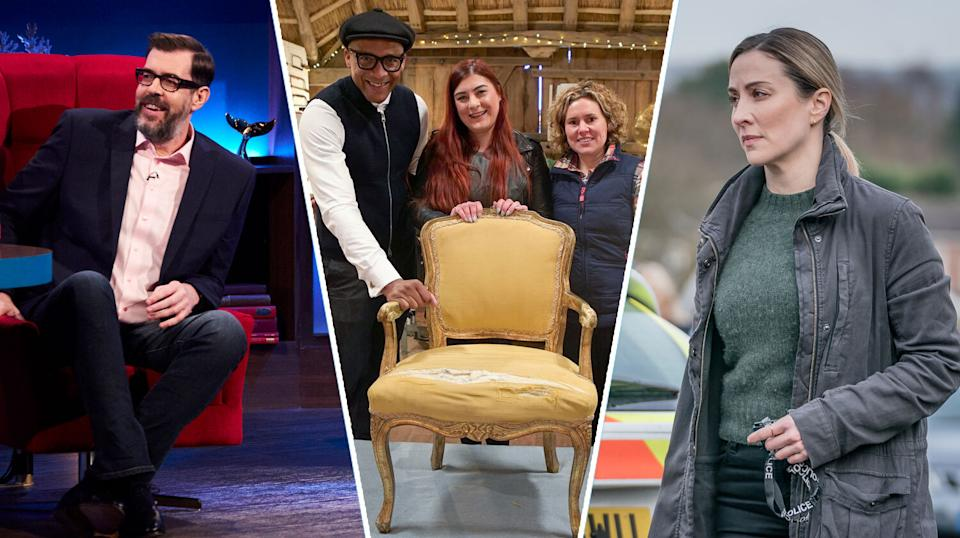 The top TV for this Wednesday 10 February.