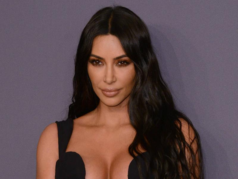 Kim Kardashian loves to research cosmetic surgery procedures