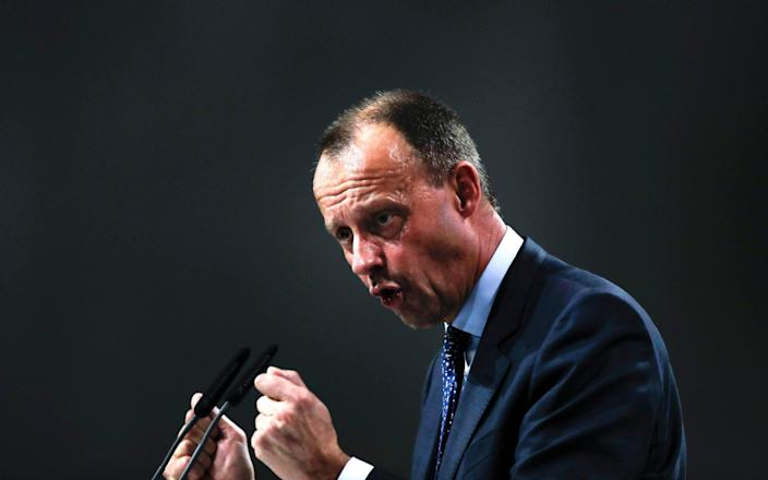Friedrich Merz wants to take the CDU back to its conservative roots - Markus Schreiber/AP