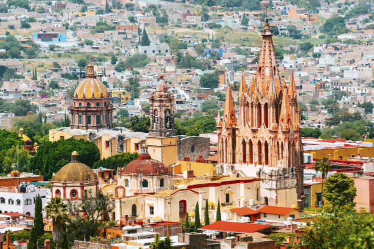 . Mexican city named world s top destination 2017  Travel   Leisure