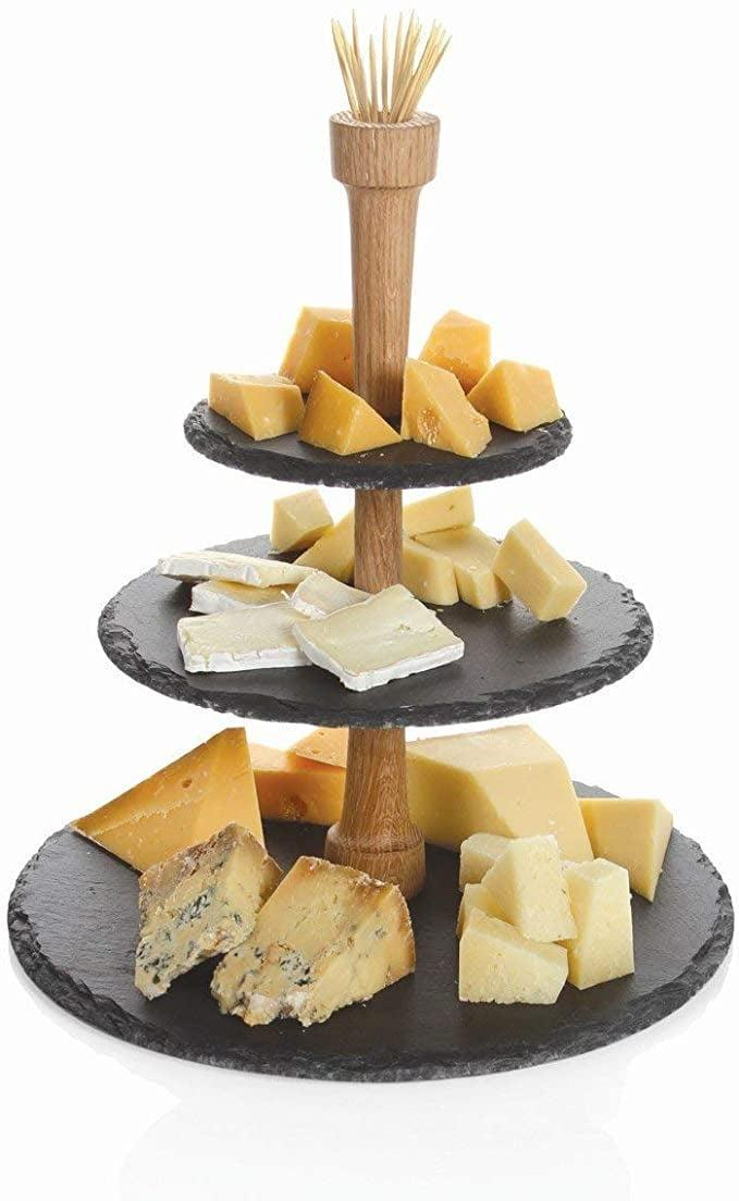 <p>The <span>BOSKA Tower Cheese Board</span> ($57) is a must-have for charcuterie connoisseur.</p>