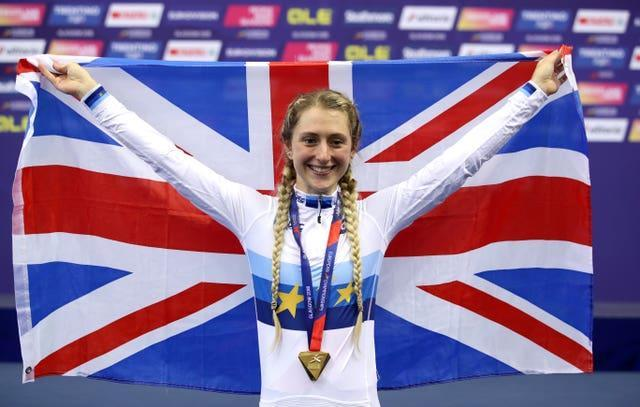 TeamGB stars like Laura Kenny will be asked to wear masks during medal ceremonies and take daily coronavirus tests
