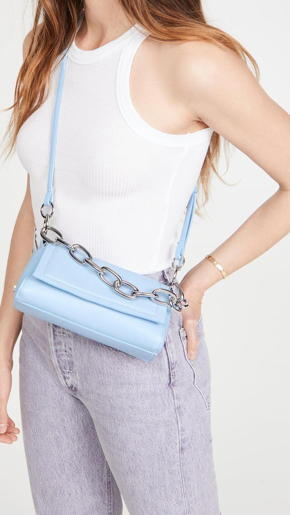 <p>This <span>House of Want H.O.W. We Play Crossbody Bag</span> ($39, originally $78) is so fun. We would never guess that it's under $50!</p>