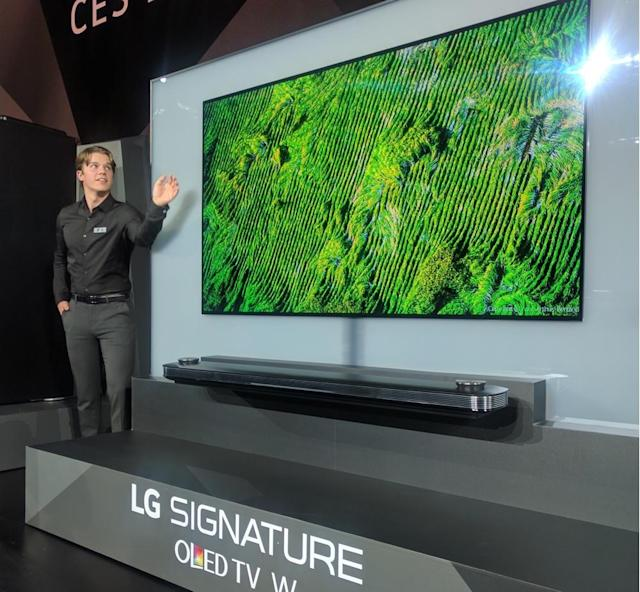 You can absolutely expect a slew of new TVs at CES 2018.