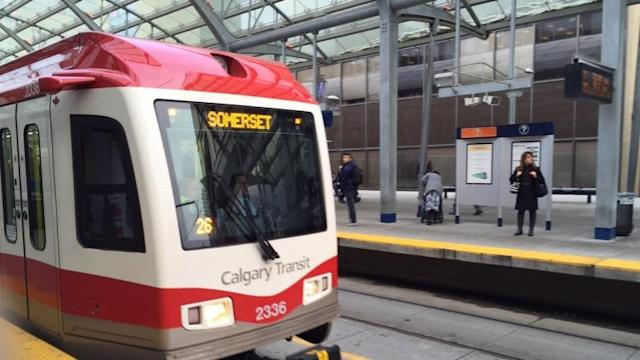 <p><strong>Greater Calgary Area</strong><br><strong>Overall Grade:</strong> A+<br><strong>Last Year's Grade:</strong> B<br><strong>Transit Systems Included:</strong> Airdrie Transit, Calgary Transit<br>For the third year, Calgary saw a fall in its service hours per capita, similar to what is happening in other cities. However the regions passenger trip intensity score went up, which helped boost it to a higher overall rating and tie for second place.<br>(CBC) </p>