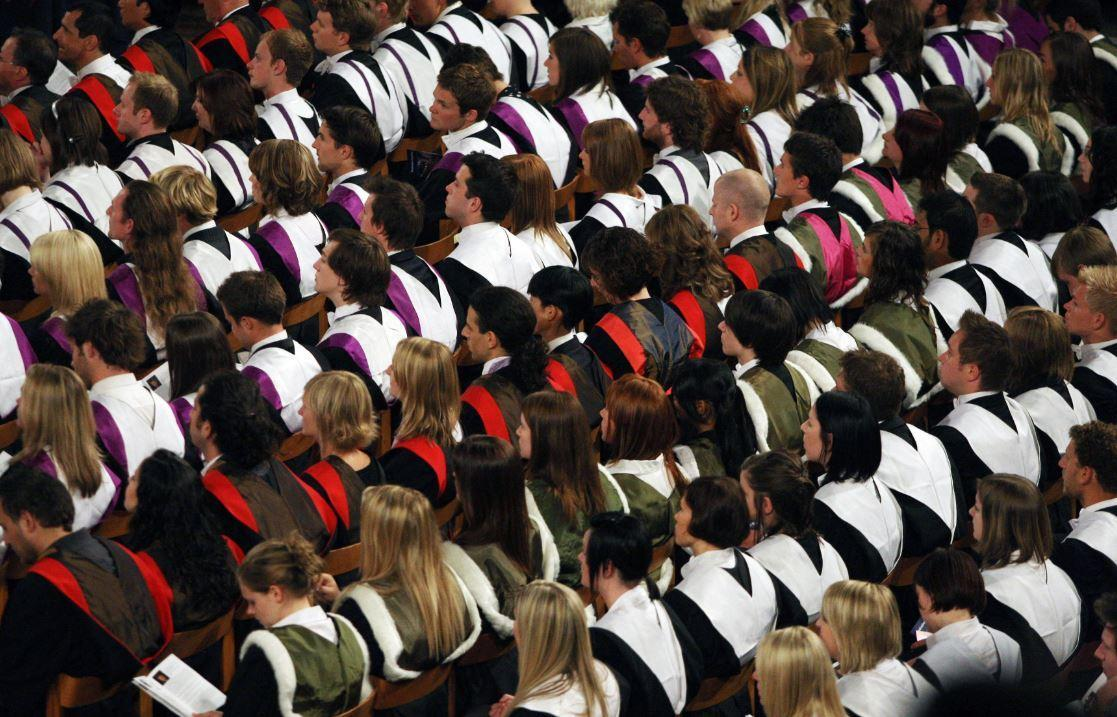 Universities could go to the wall, it has been warned (PA)