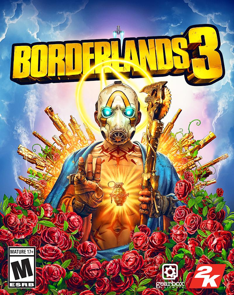Borderlands® 3 is Now Available Worldwide!