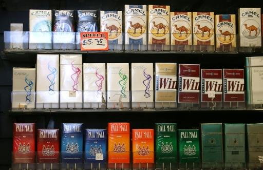 US regulators bar sales of four kinds of cigarettes
