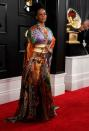 62nd Grammy Awards – Arrivals – Los Angeles, California, U.S., January 26, 2020 - H.E.R