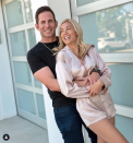 <p>While her fiancé may not have been able to appear on <em>her </em>reality show, Heather made an appearance on Tarek's show, <em>Flipping 101,</em> after their engagement.</p>