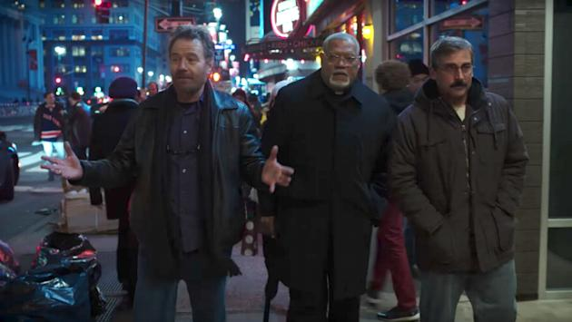 Watch the trailer for Richard Linklater's Last Flag Flying