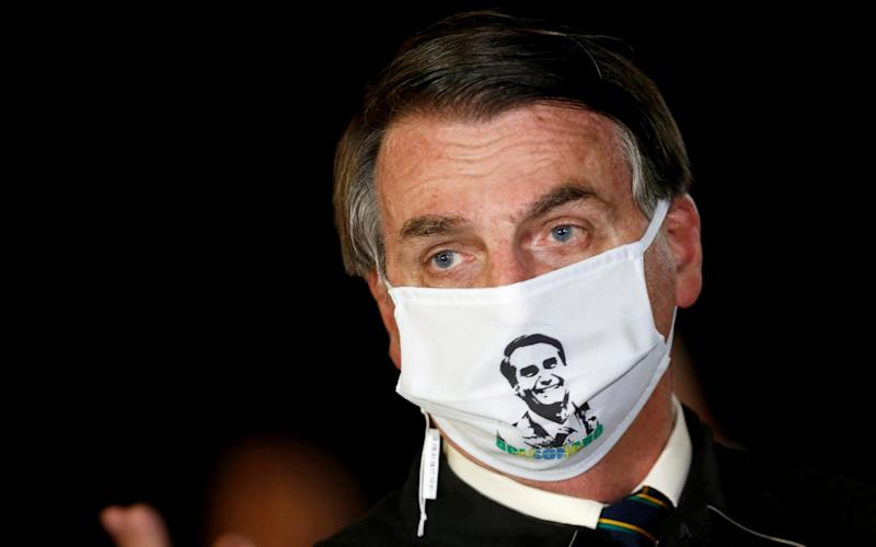Jair Bolsonaro  - REUTERS/Adriano Machado/File Photo