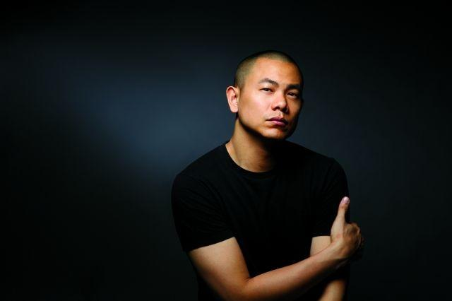 Chef Andre Chiang of Restaurant Andre in Singapore