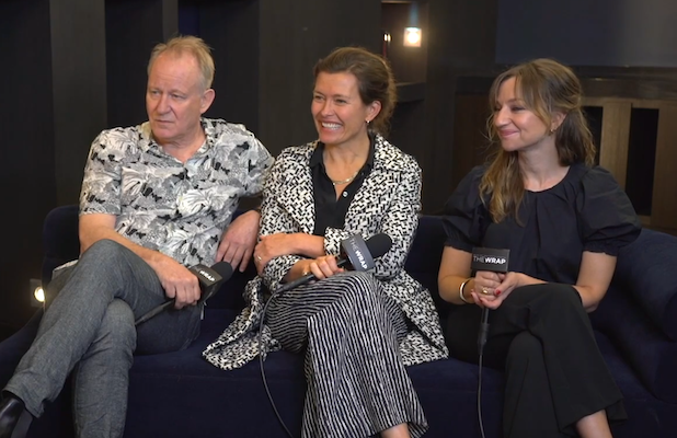 Stellan Skarsgård Describes 'Remarkable Experience' With 'Hope' Director Following Her Cancer Diagnosis (Video)
