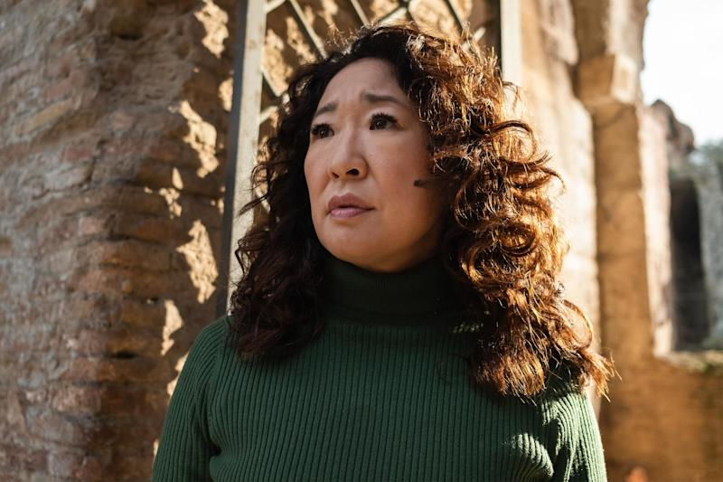 Killing Eve recap:You never forget your first time