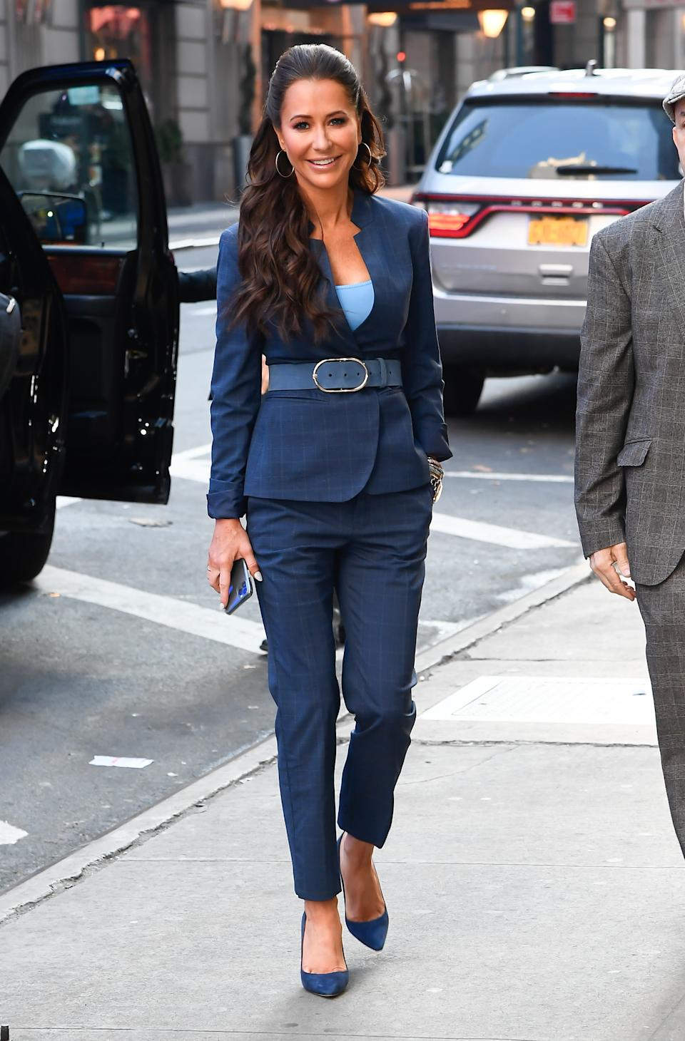 Jessica Mulroney has been accused of threatening Canadian blogger, Sasha Exeter.  (Photo by Raymond Hall/GC Images)